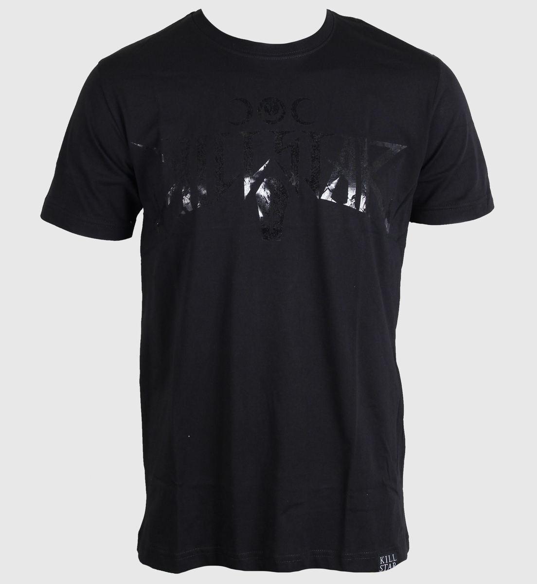tričko (unisex) KILLSTAR - Logo - BLACK