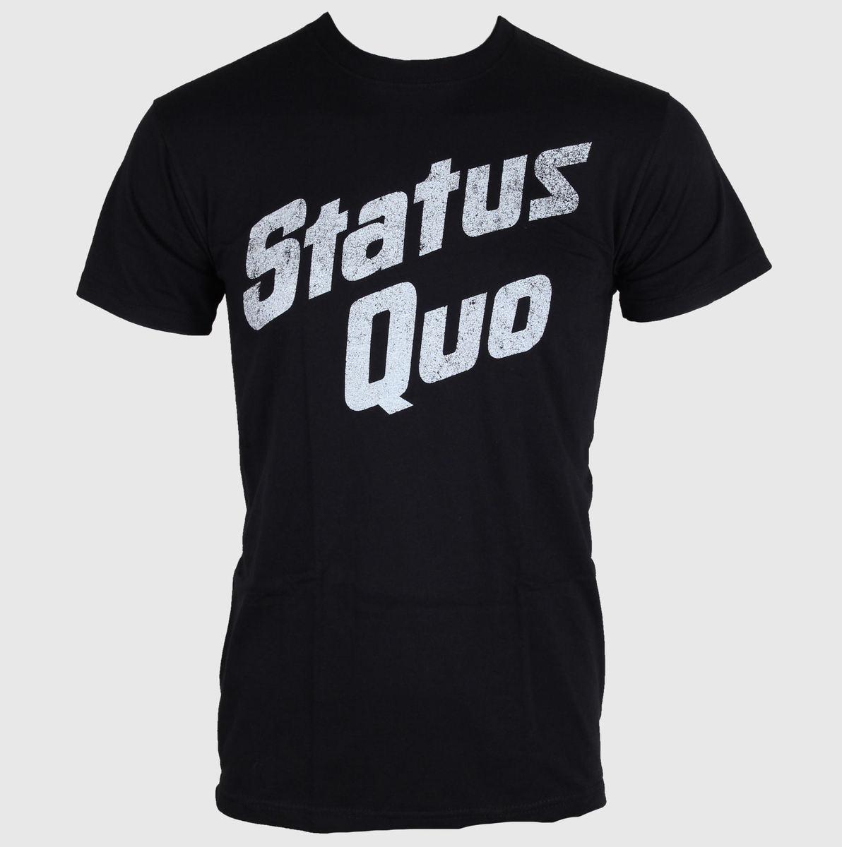 tričko pánské Status Quo - Vintage Retail - ROCK OFF - SQTEE01MB