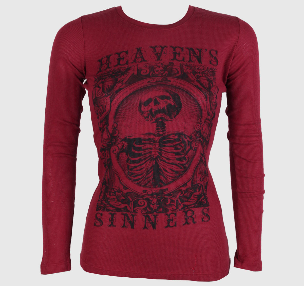 SE7EN DEADLY Heaven Sinners Red červená
