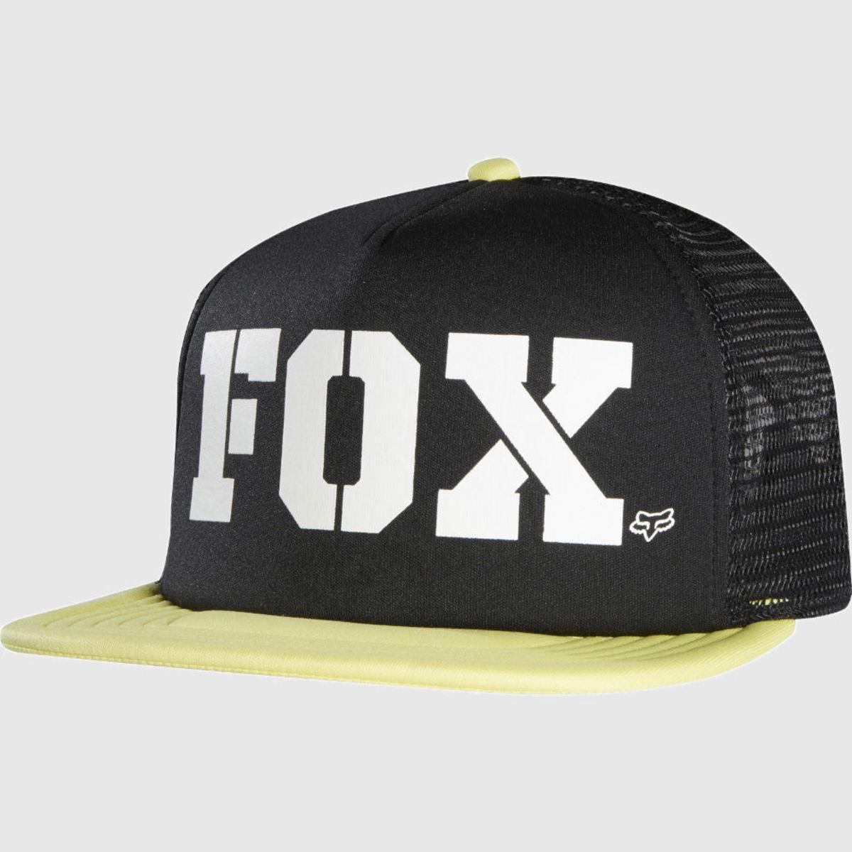 kšiltovka FOX - Vapors - BLK