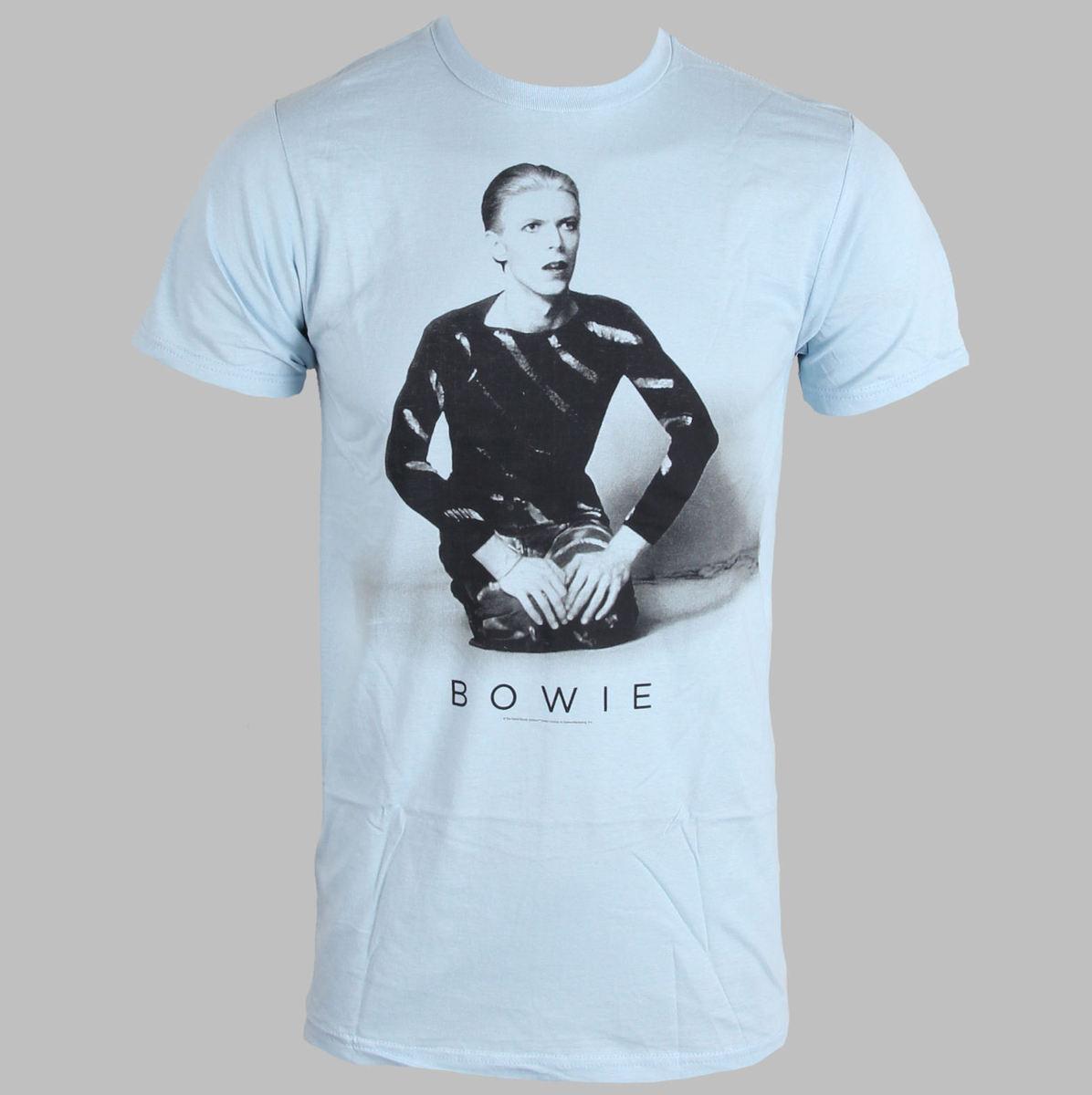 tričko pánské David Bowie - Bowie Kneeling - BRAVADO - DBV1062