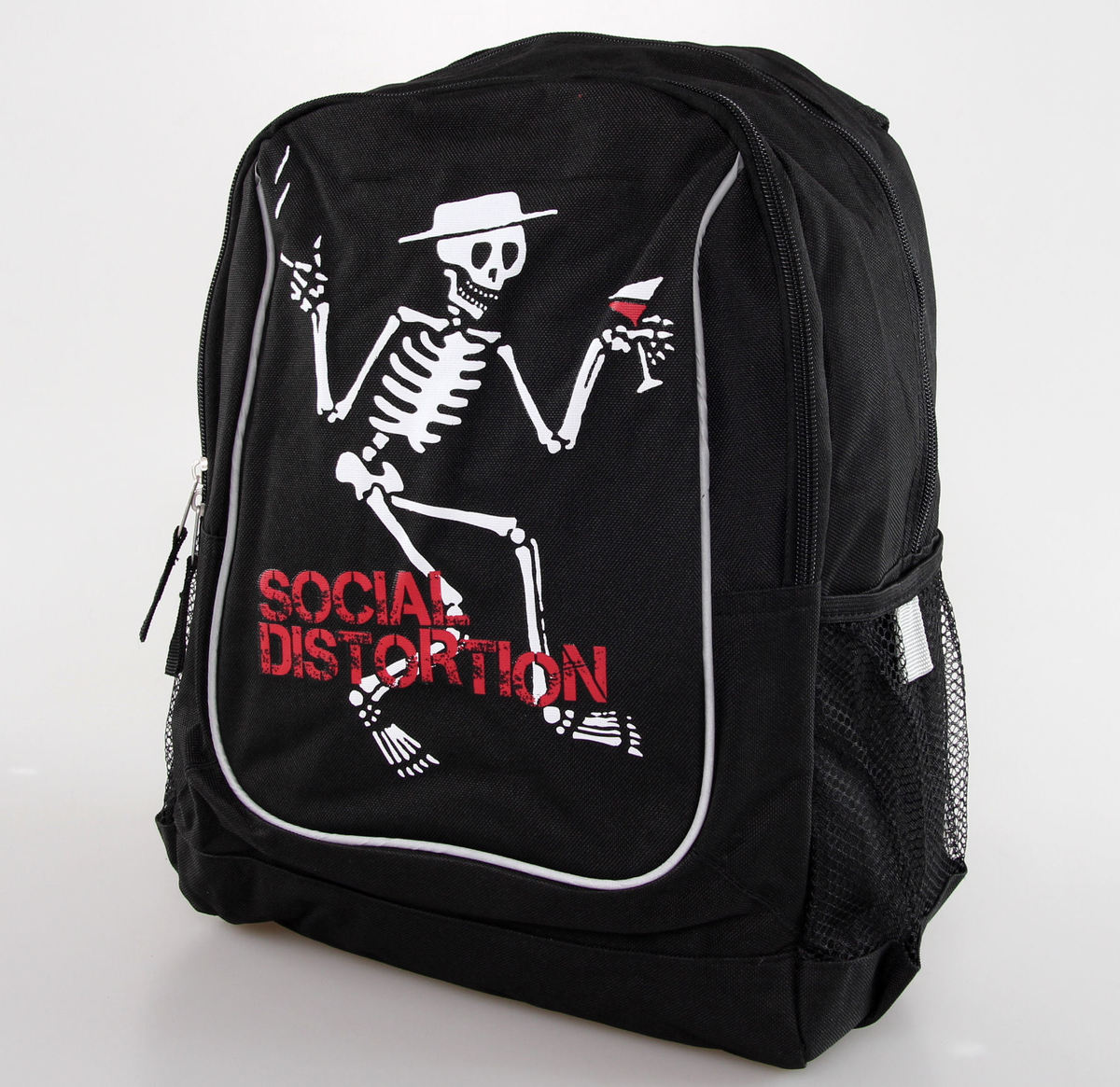 batoh Social Distortion - Jumbo Skelly - BRAVADO - SCD10BG