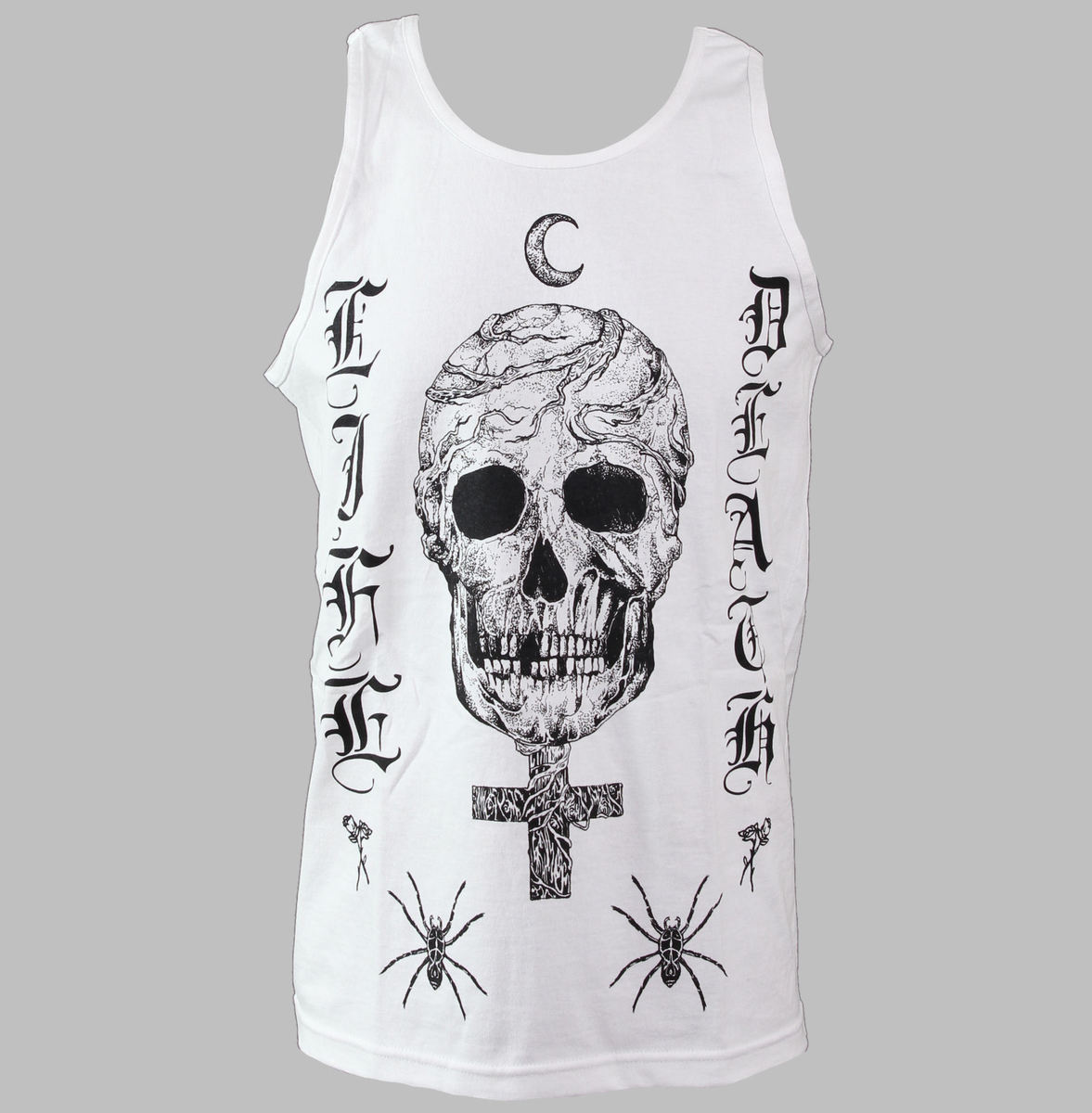 tílko pánské CVLT NATION - Mourning Prayer - White - CVL051
