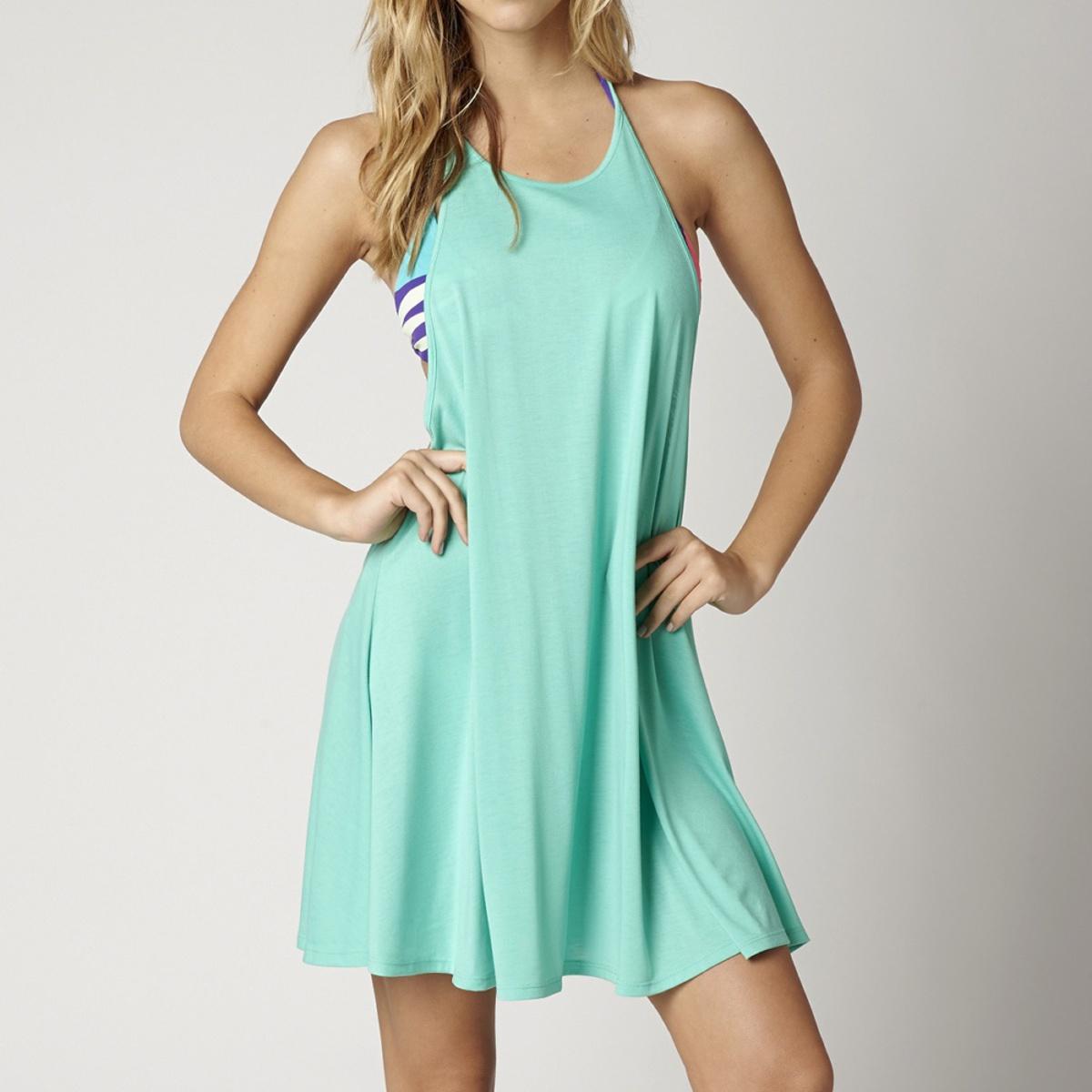 šaty dámské FOX - Vapors - Teal - 15S-12348-176 M