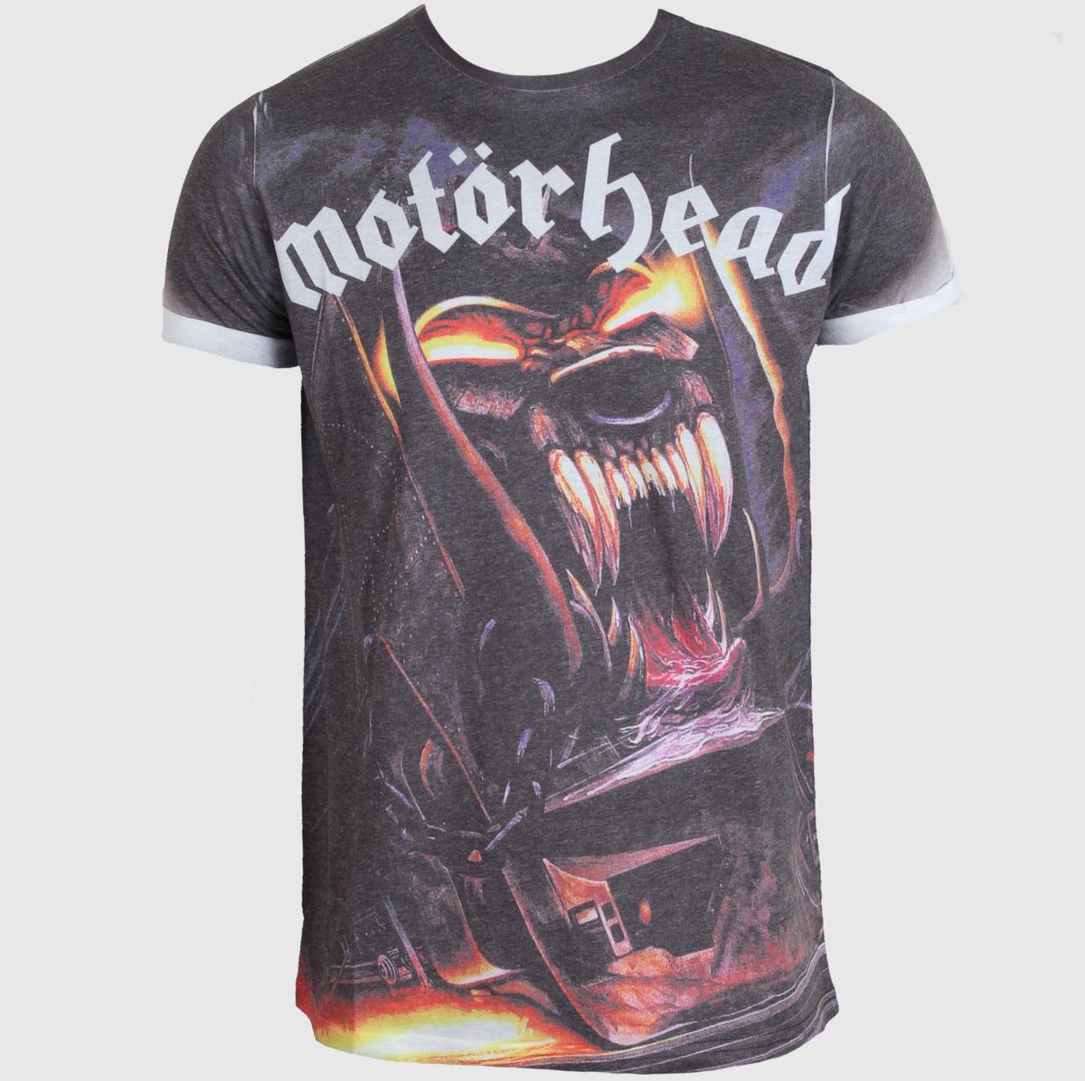 tričko pánské Motörhead - Orgasmatron - ROCK OFF - MHEADPSB01