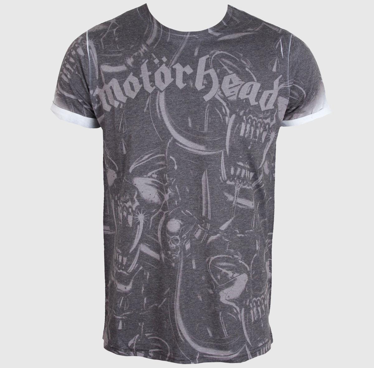 tričko pánské Motörhead - Warpig Repeat - ROCK OFF - MHEADPSB02