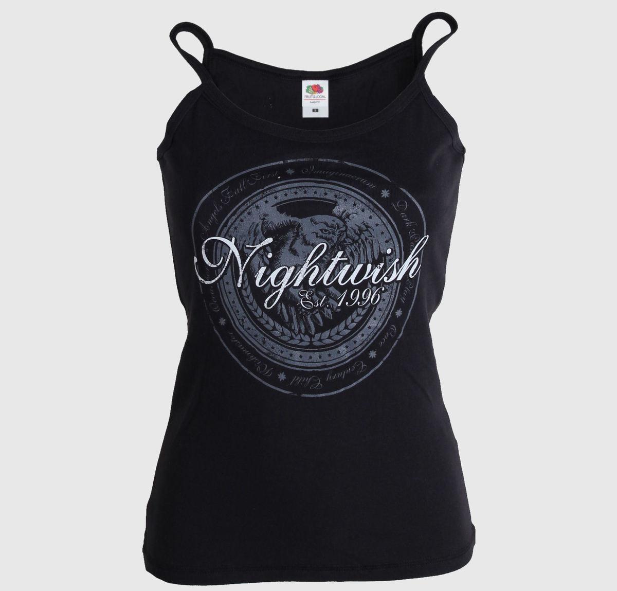tílko dámské Nightwish - Est.1996 - NUCLEAR BLAST - 23996