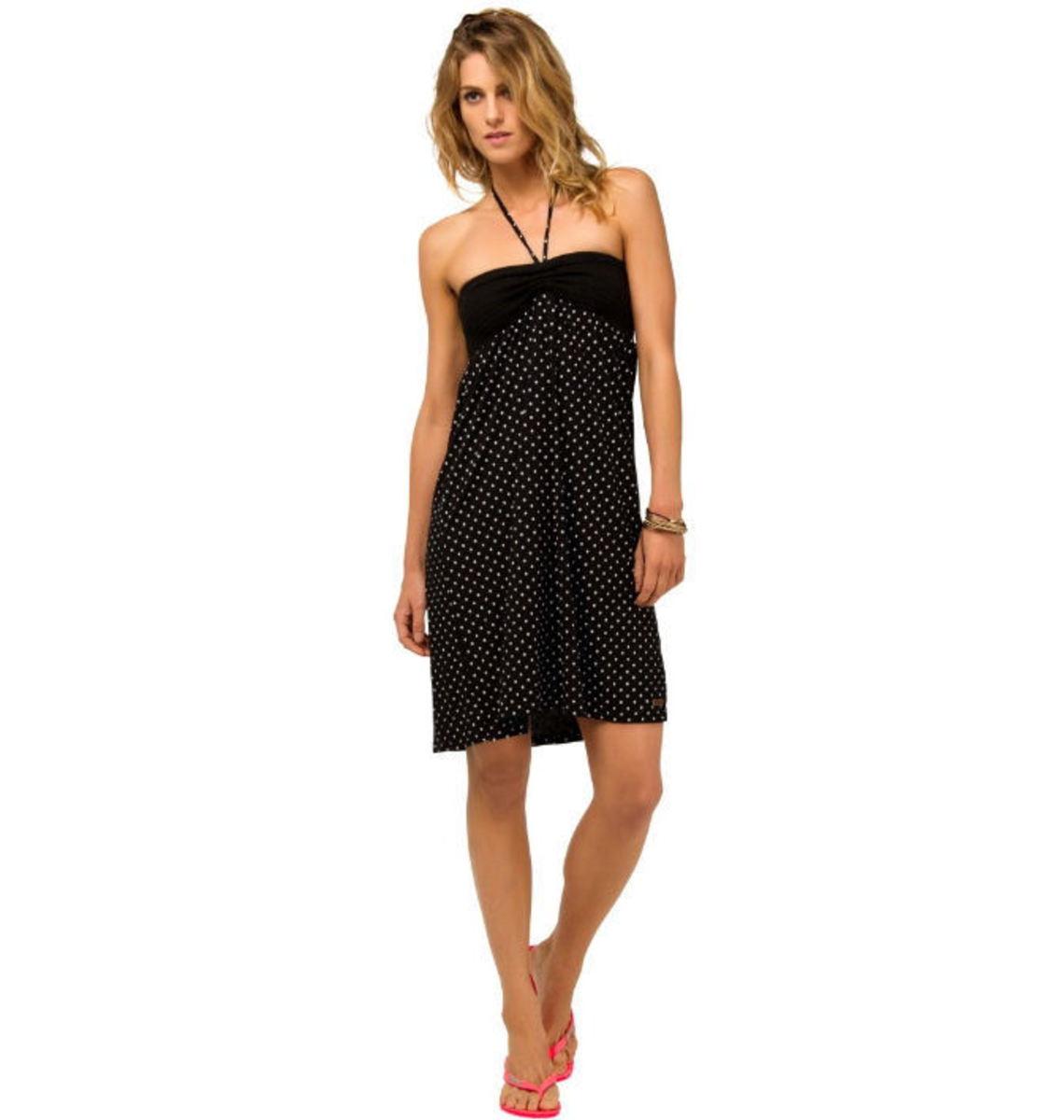 šaty dámské PROTEST - Thompson - Basic - 2610151-103 XL