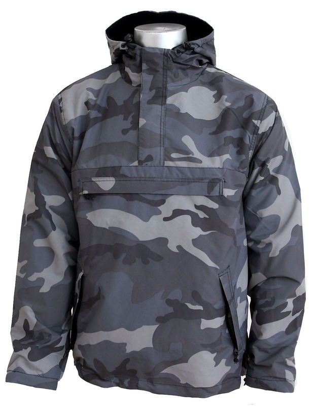 větrovka SURPLUS - Windbreaker - NIGHTCAMO - 20-7001-31