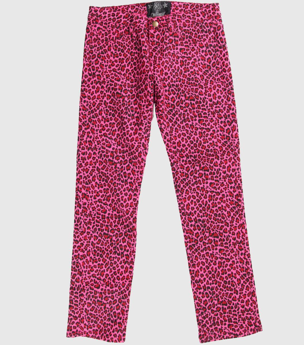 kalhoty dámské COLLECTIF - Pink - CLO3