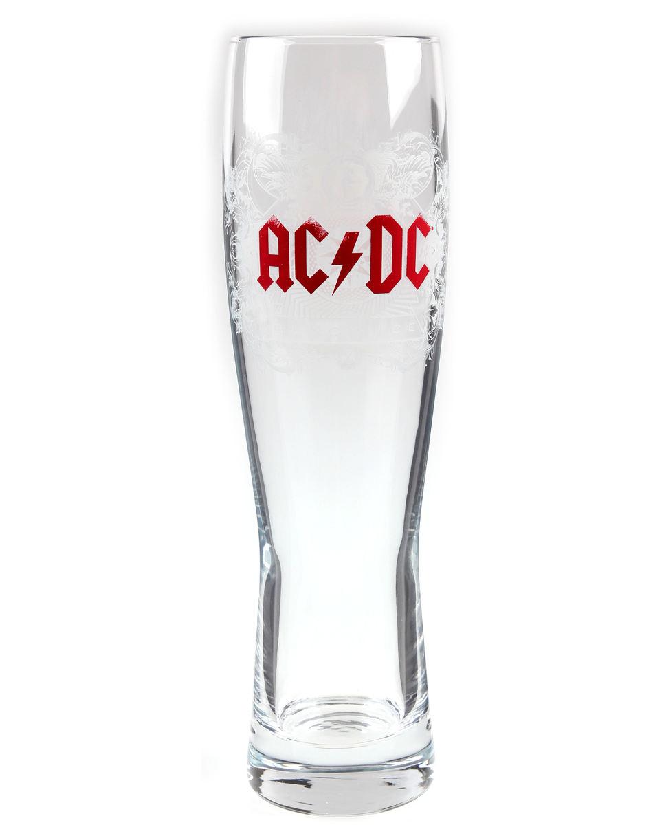 sklenice AC/DC