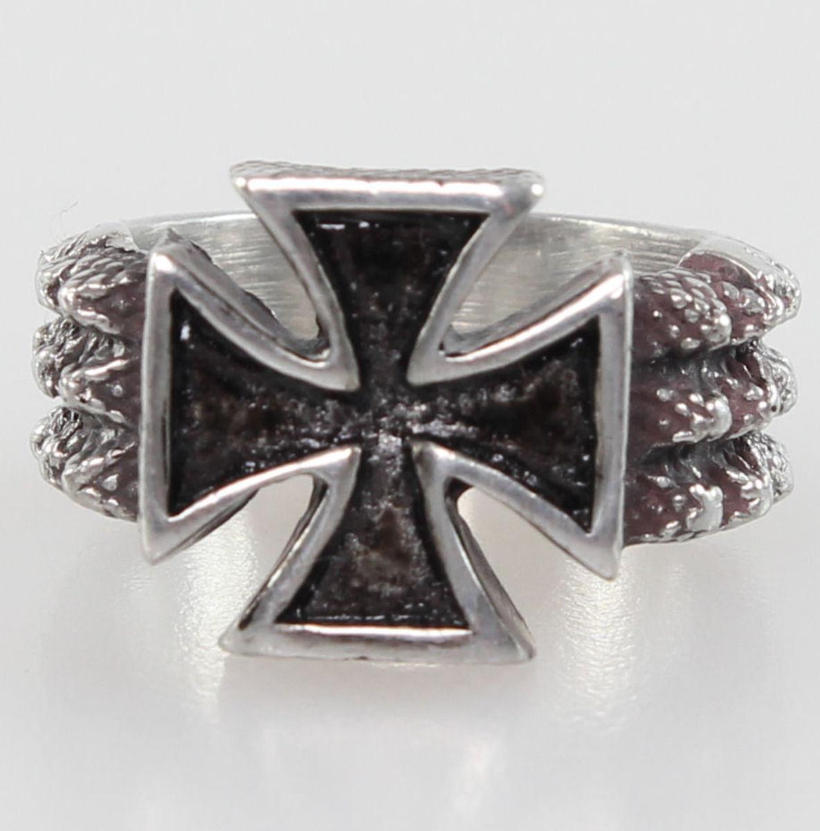 prsten Cross - NS038 W