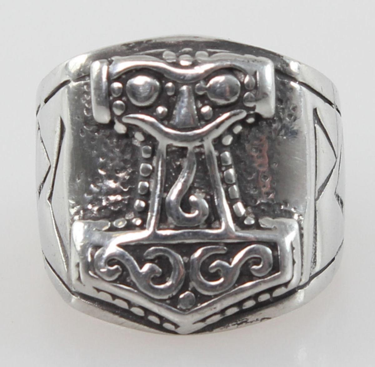 prsten Thor - NS039 T