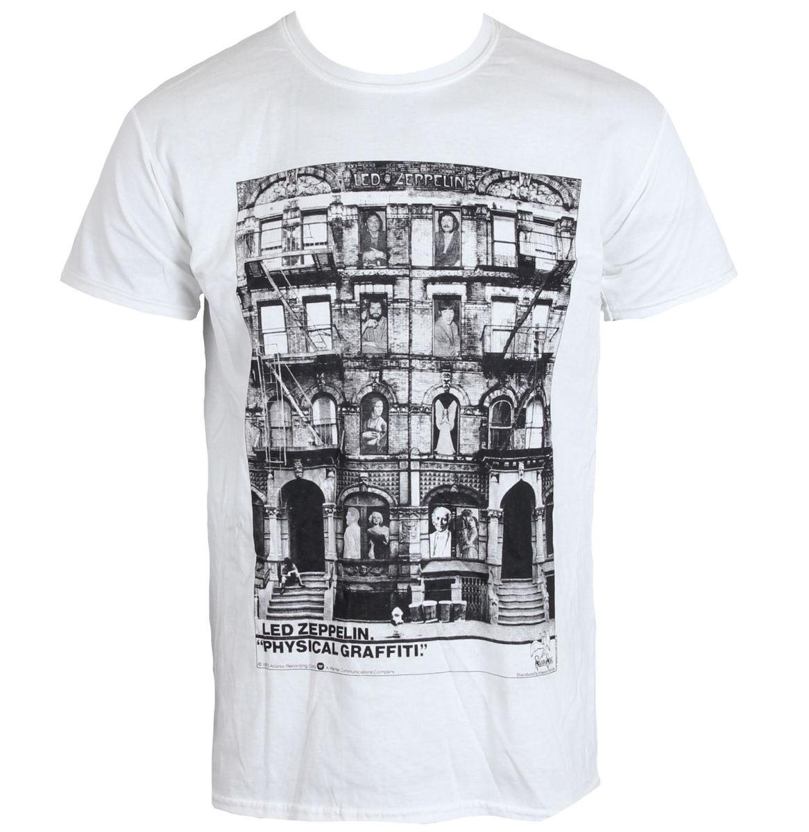 tričko pánské LED ZEPPELIN - Physcial - LIVE NATION - PELZE106