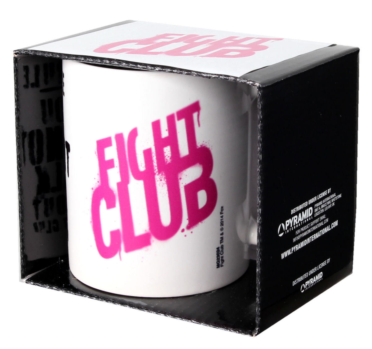 hrnek Fight Club - Spray - PYRAMID POSTERS - MG23024