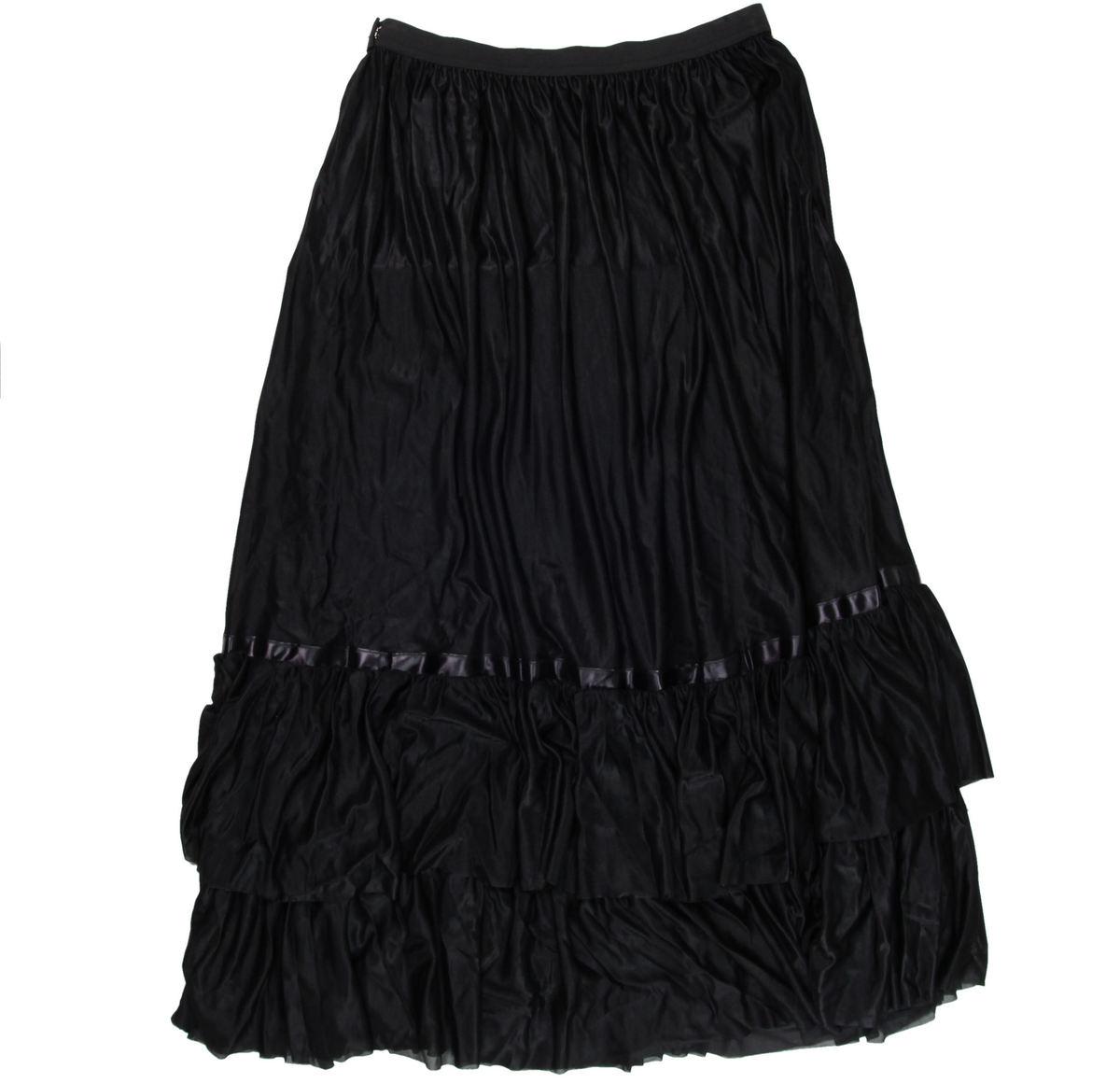 sukně dámská (spodnička) - Black - FDTD43006