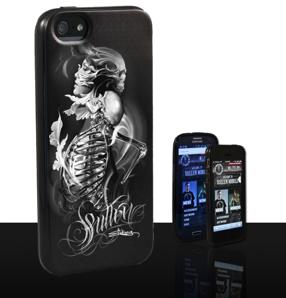 kryt na mobil SULLEN - Resurrection - GS4