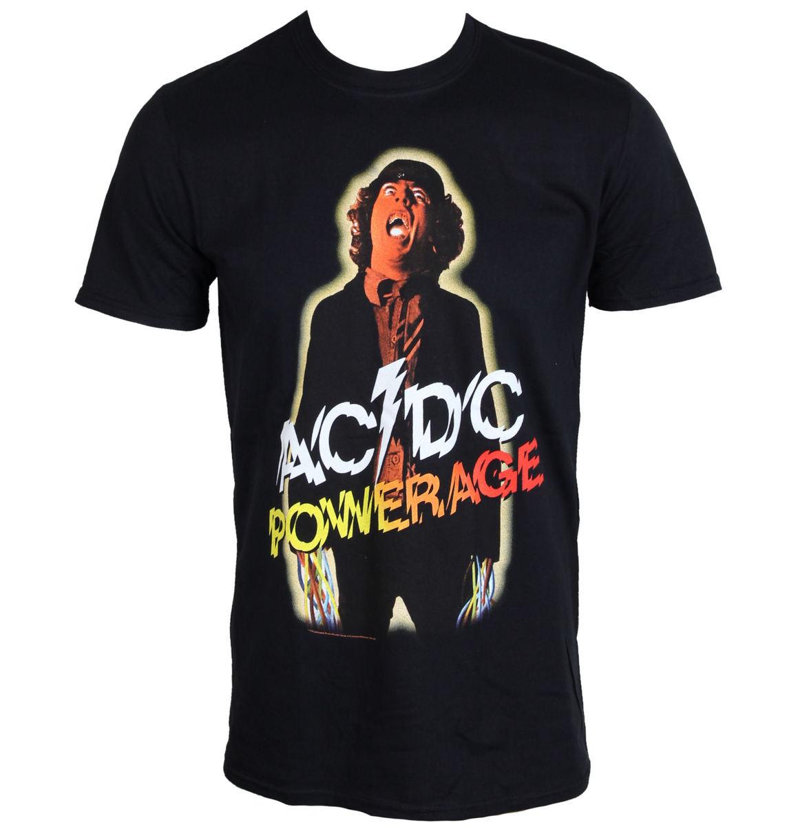 tričko pánské AC/DC - Powerage - PLASTIC HEAD - PH9286