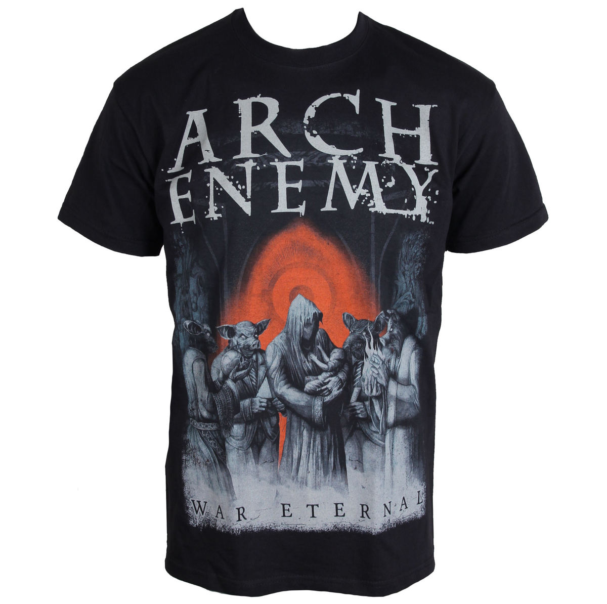 ART WORX Arch Enemy War Eternal Cover černá
