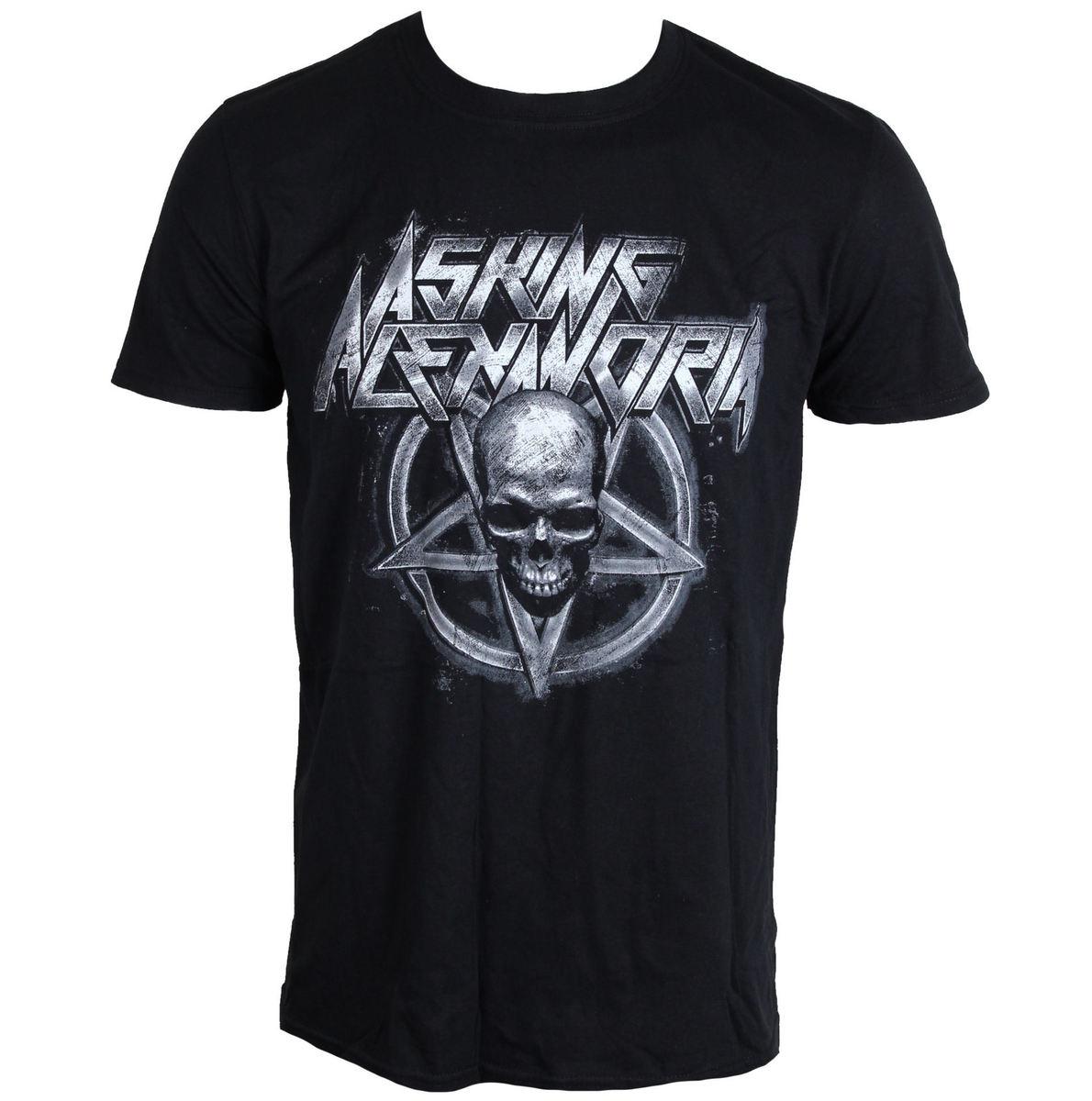 tričko pánské Asking Alexandria - Death Metal - LIVE NATION - PE12129TSBPS