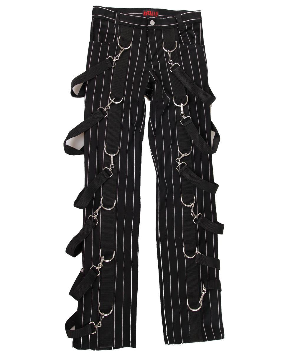 kalhoty ADERLASS - Pin Stripe - NS761