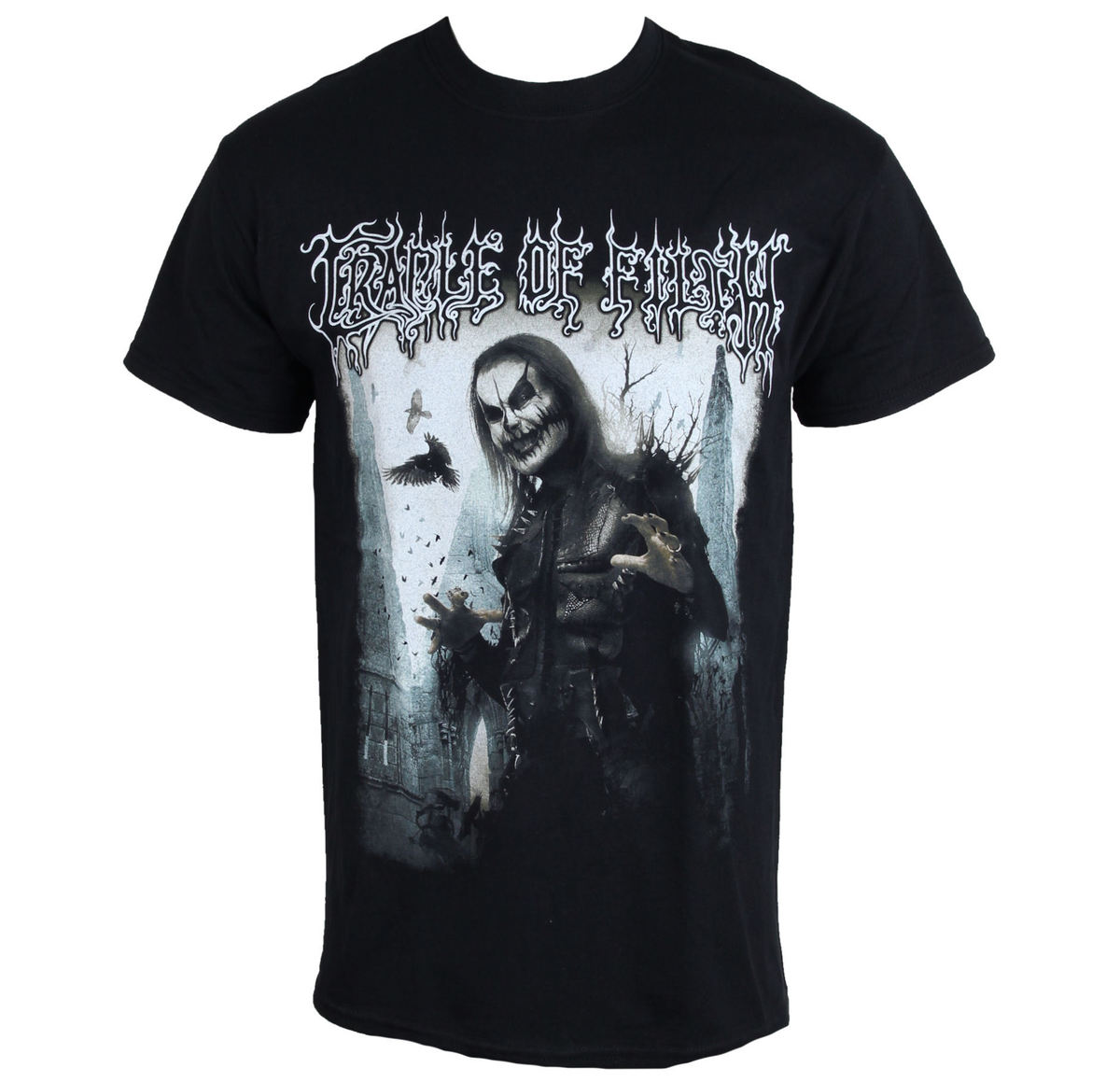 tričko pánské Cradle Of Filth - Yours Immortaly - RAZAMATAZ - ST1971