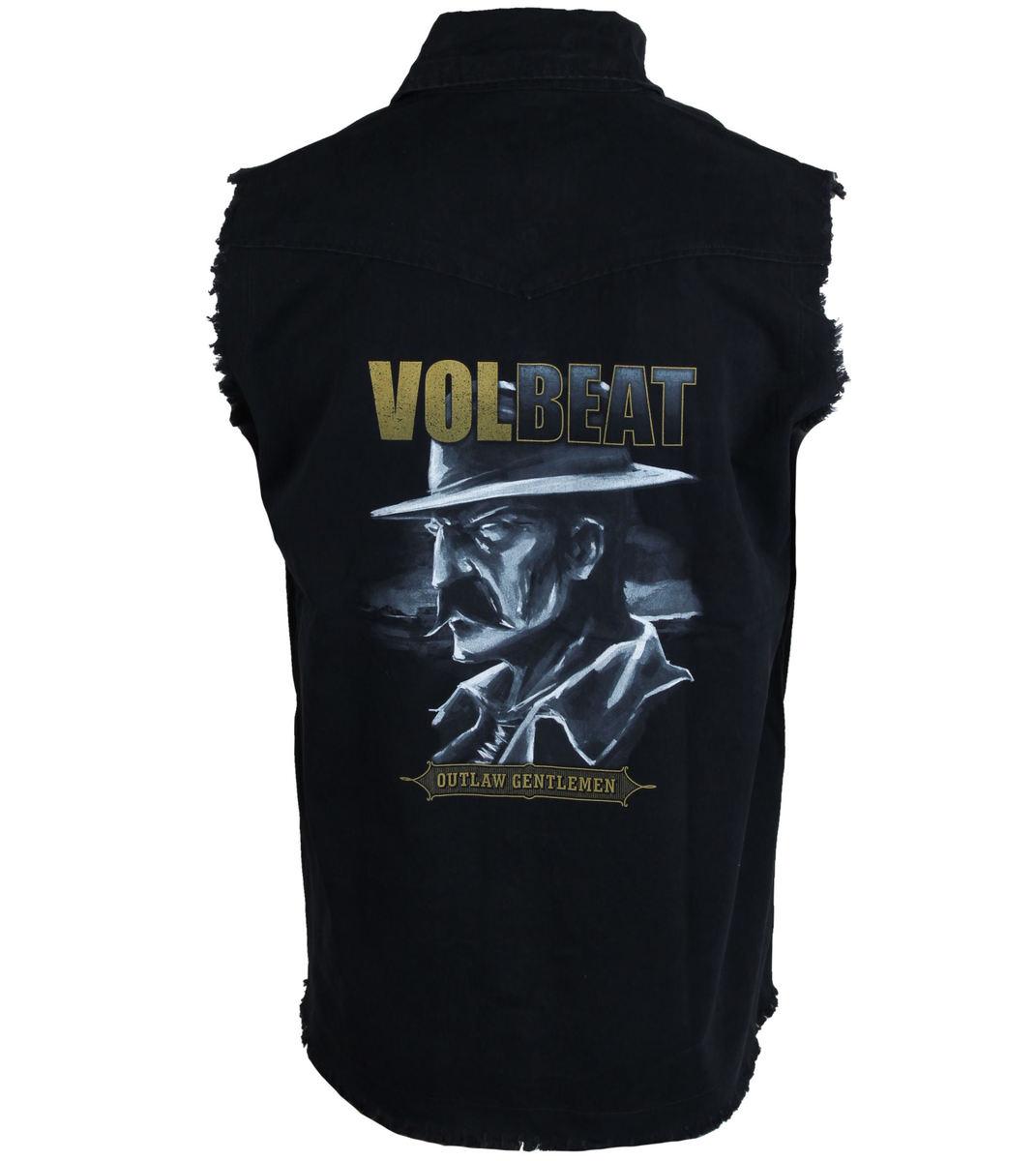 vesta pánská Volbeat - Outlaw Gentlemen - RAZAMATAZ - WS082