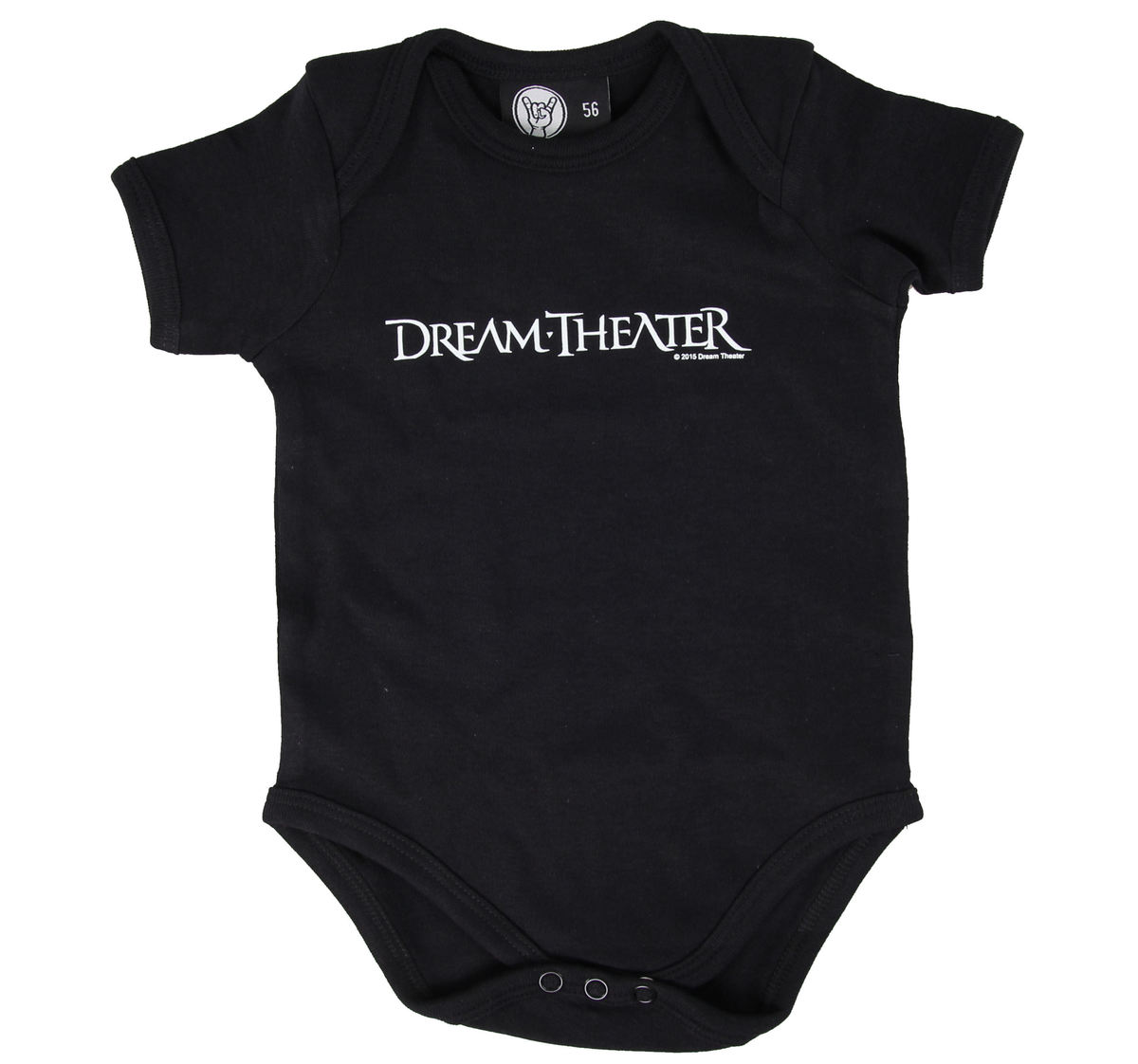 body dětské Dream Theater - Logo - Black - Metal-Kids - MK33