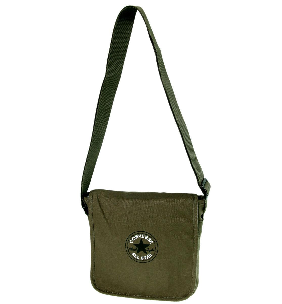 taška malá (kabelka) CONVERSE - Small Flap - GREEN - 410892-302