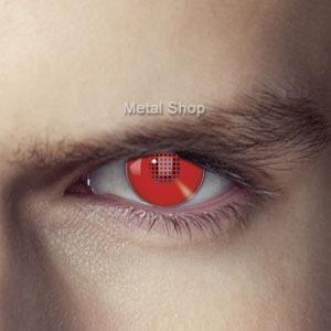 kontaktní čočka TERMINATOR T800 - EDIT - 86613