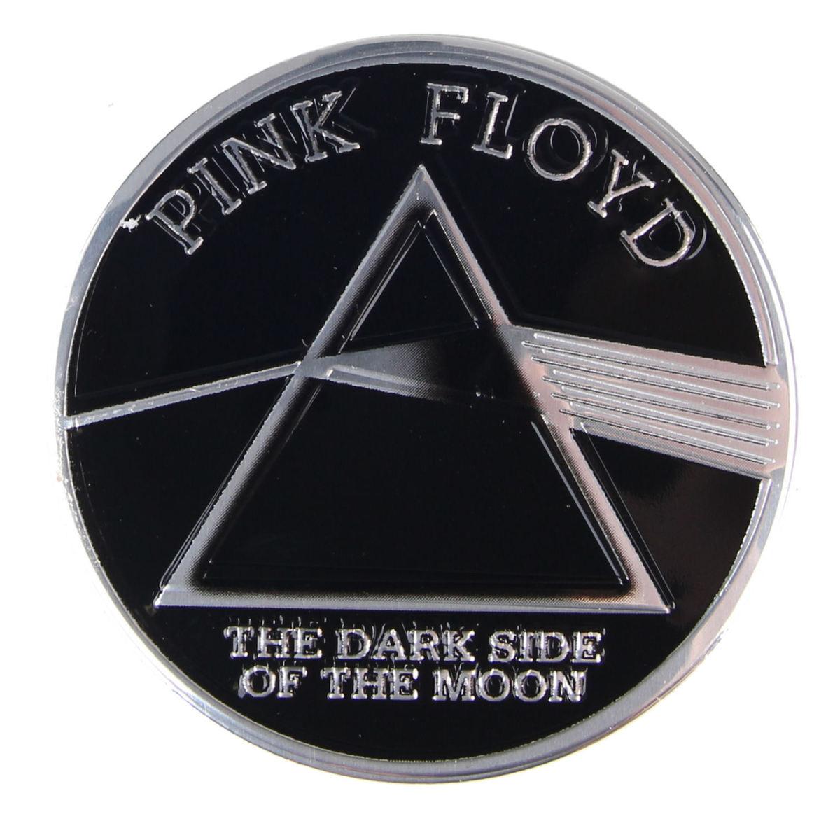 nálepka velká (kovová) Pink Floyd - S-7613-M
