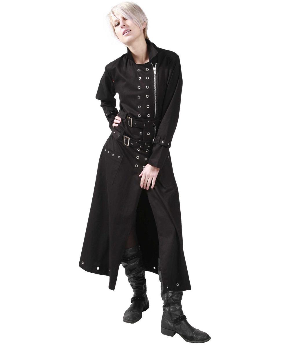 kabát dámský DEAD THREADS - LJ9316