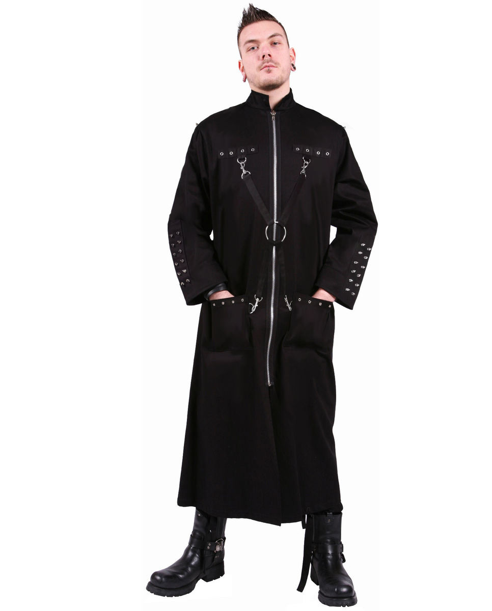 kabát pánský DEAD THREADS - MJ9314