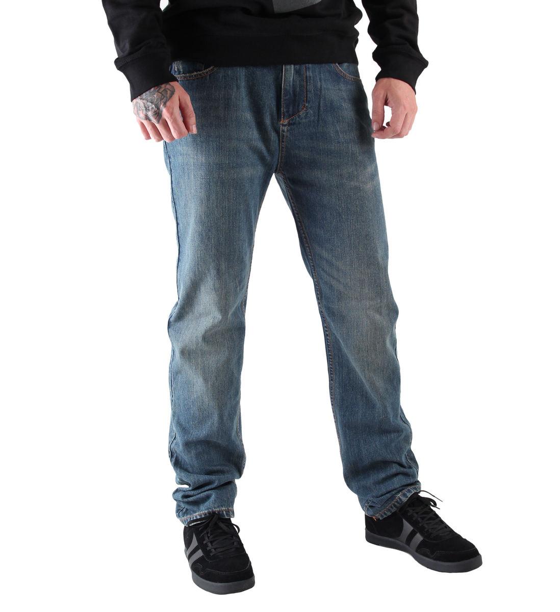 kalhoty pánské (jeansy) GLOBE - Coverdale - Dirty Wood - GB0096029