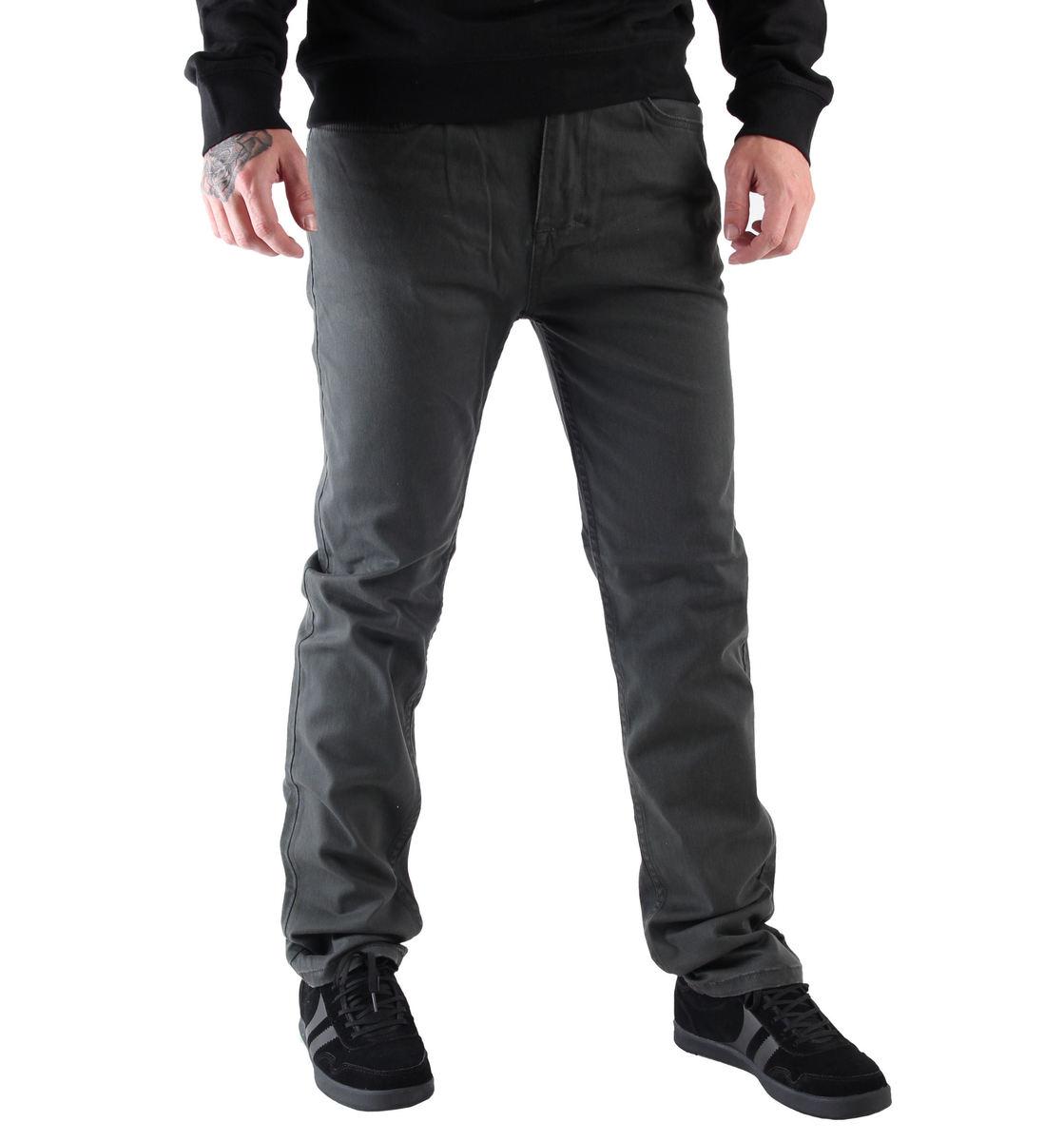 kalhoty pánské GLOBE - Coverdale - Vintage Black - GB00936029