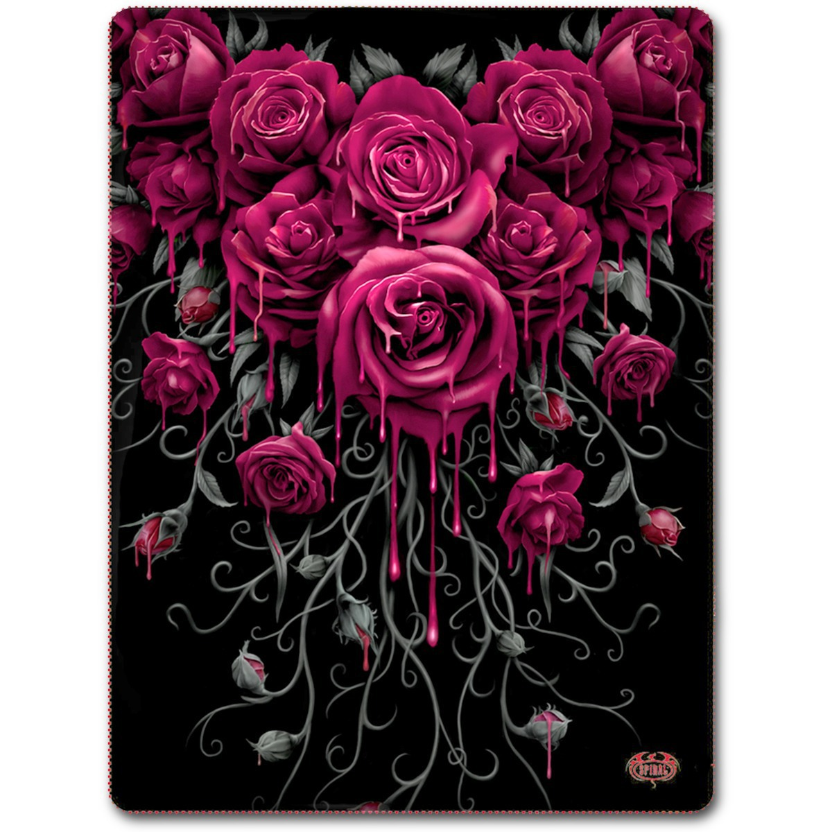 deka SPIRAL - Blood Rose - K018A501