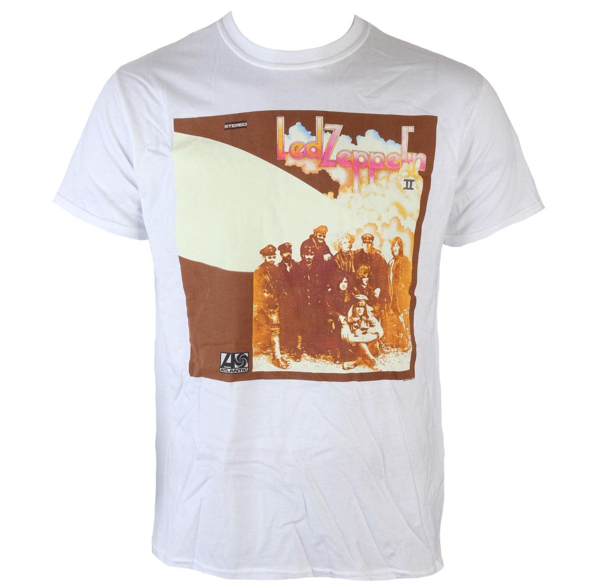 tričko pánské Led Zeppelin - II Cover - LIVE NATION - PELZE087