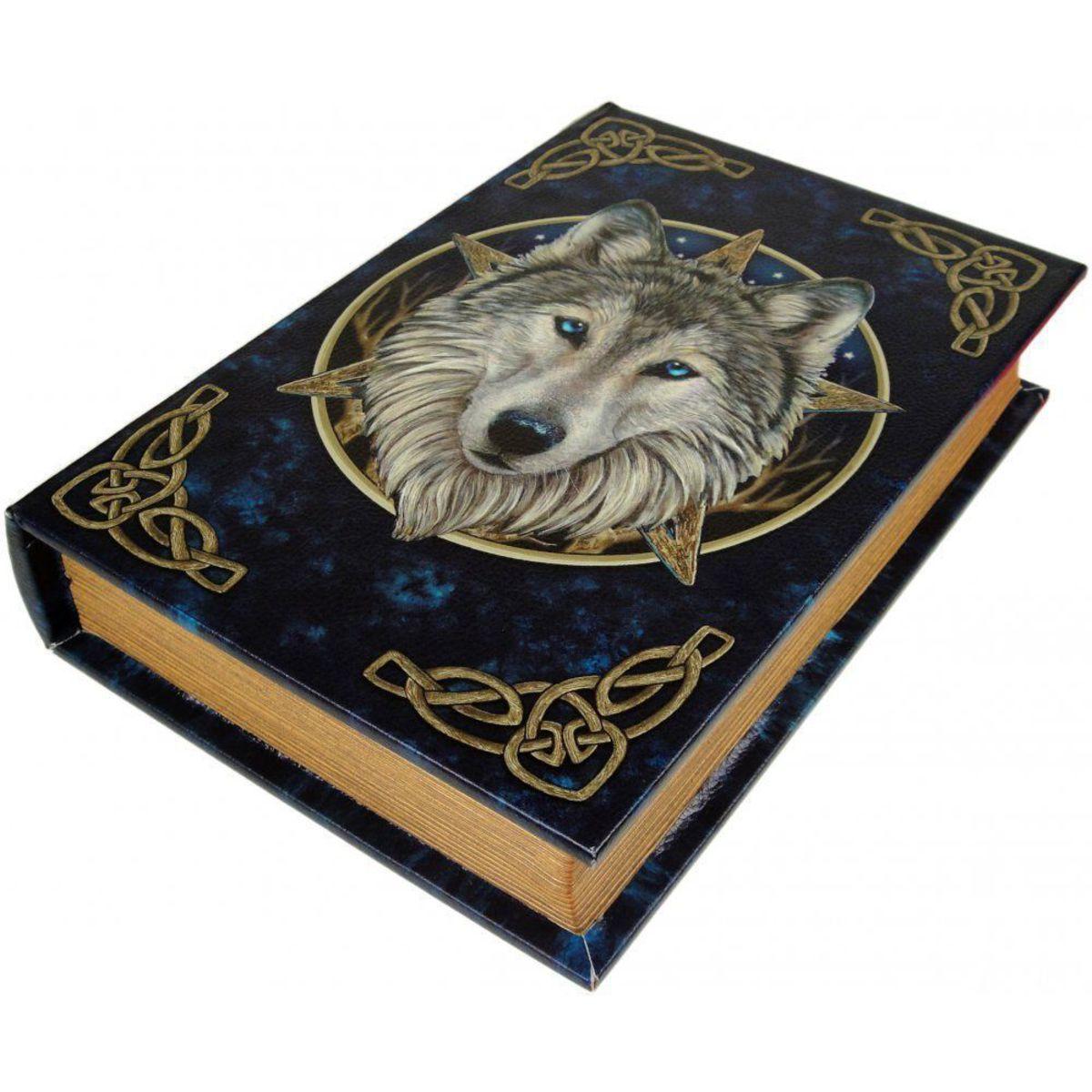 dekorace (krabička) Wild One Book - B0191A3