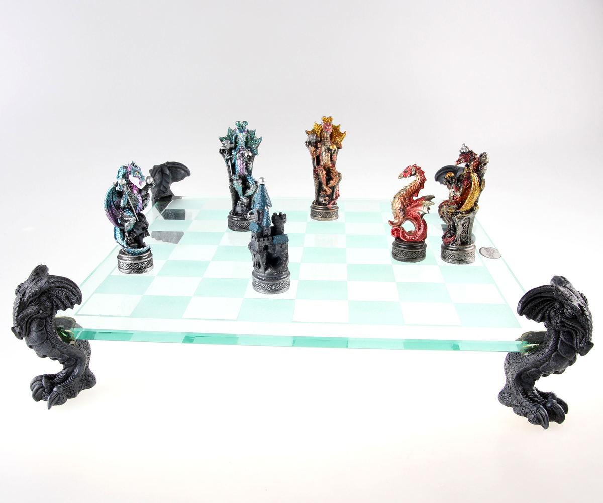 šachy Dragon Lore Chess