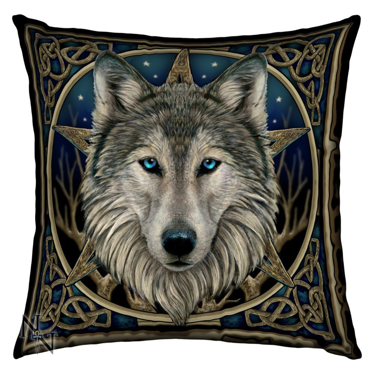 polštář The Wild One - NOW8125
