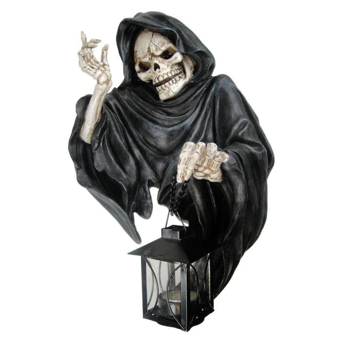 dekorace (lucerna) Reapers Lantern - U0057A3