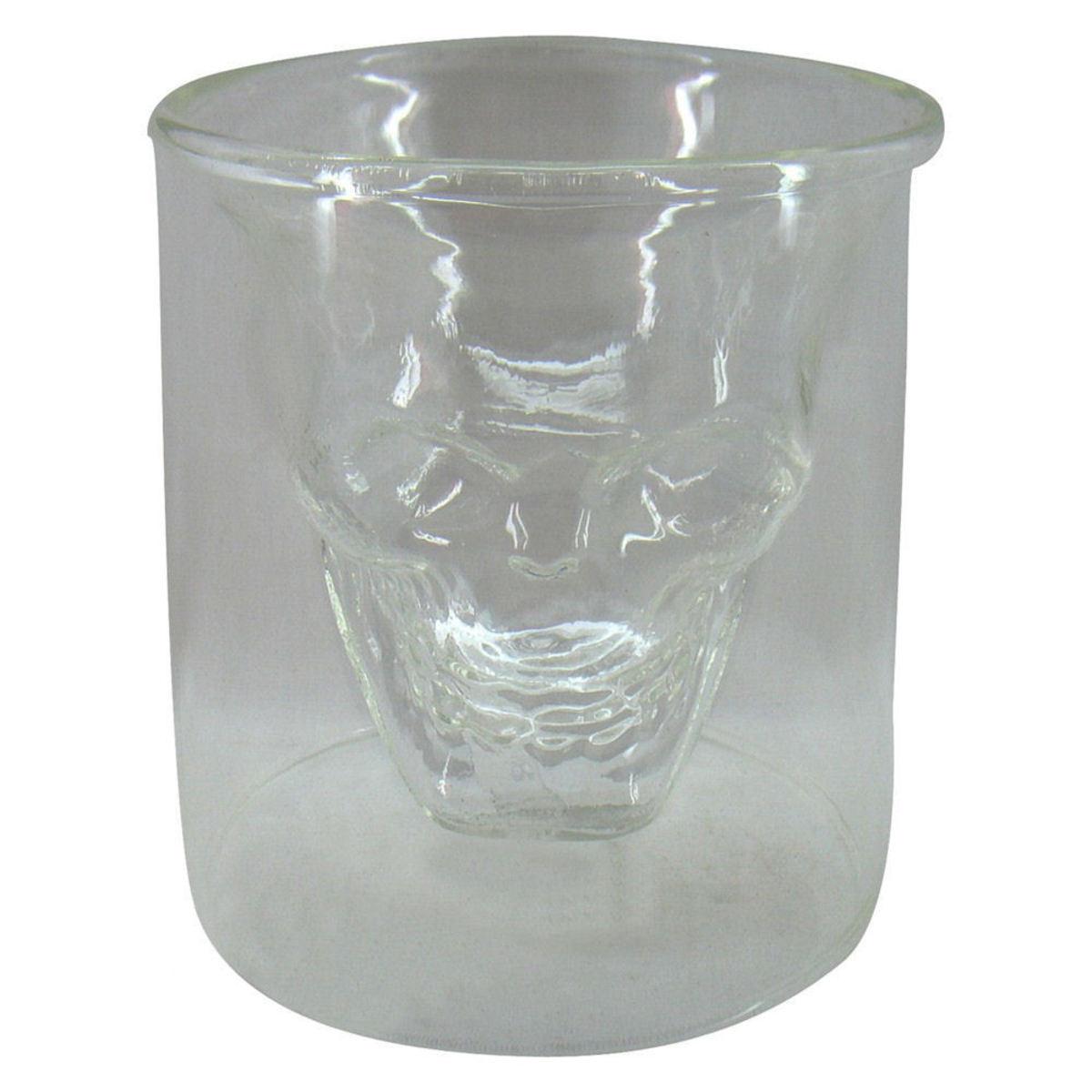 sklenička Skull Shot - U1333D5