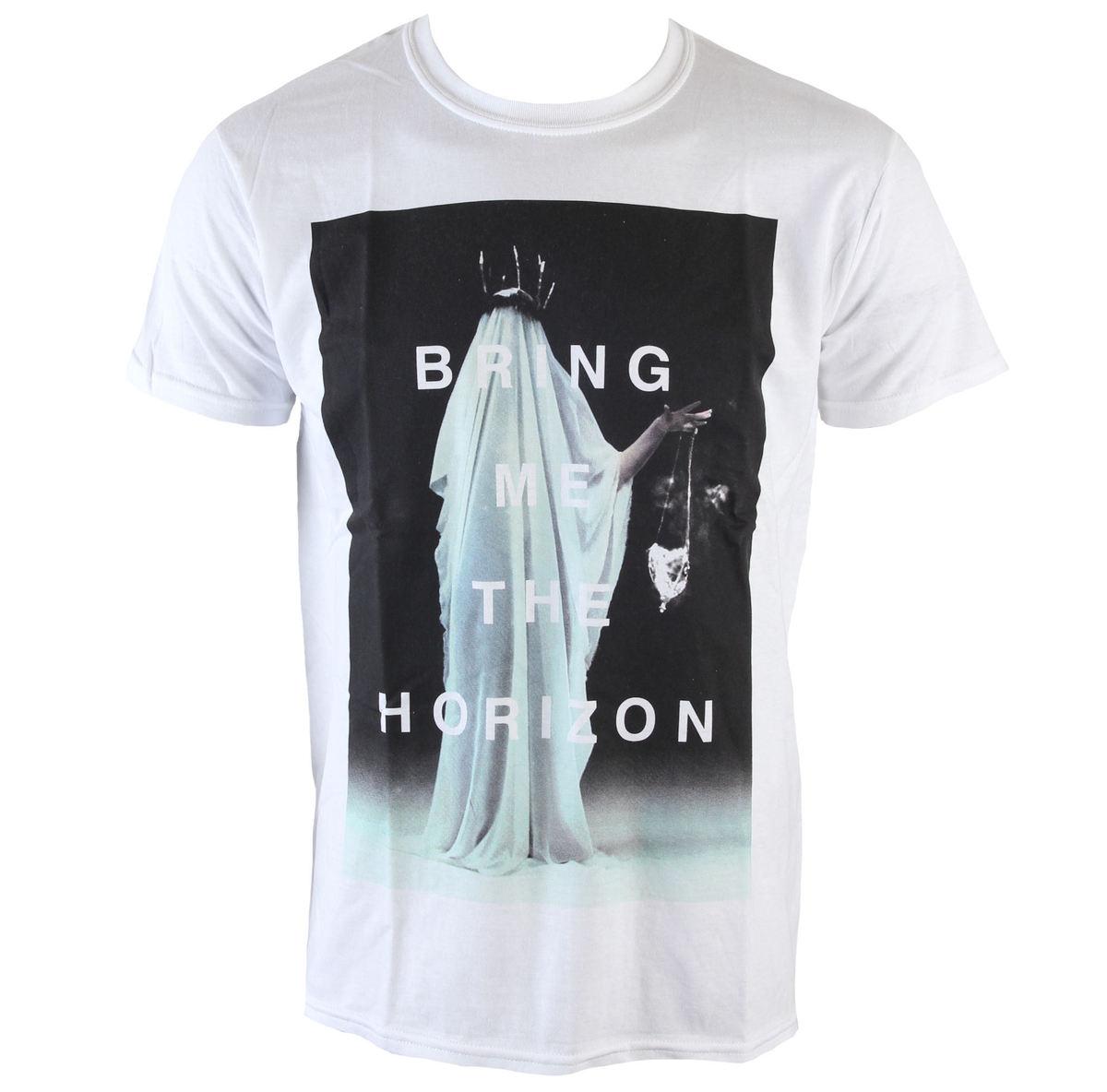 tričko pánské Bring Me The Horizon - Cloaked - ROCK OFF - BMTHTS37MW
