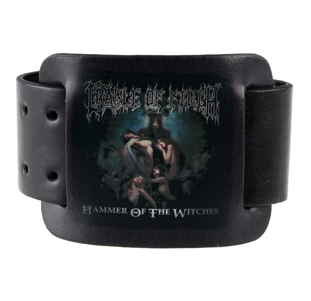 náramek Cradle of Filth - Hammer Of The Witches - RAZAMATAZ - LW033
