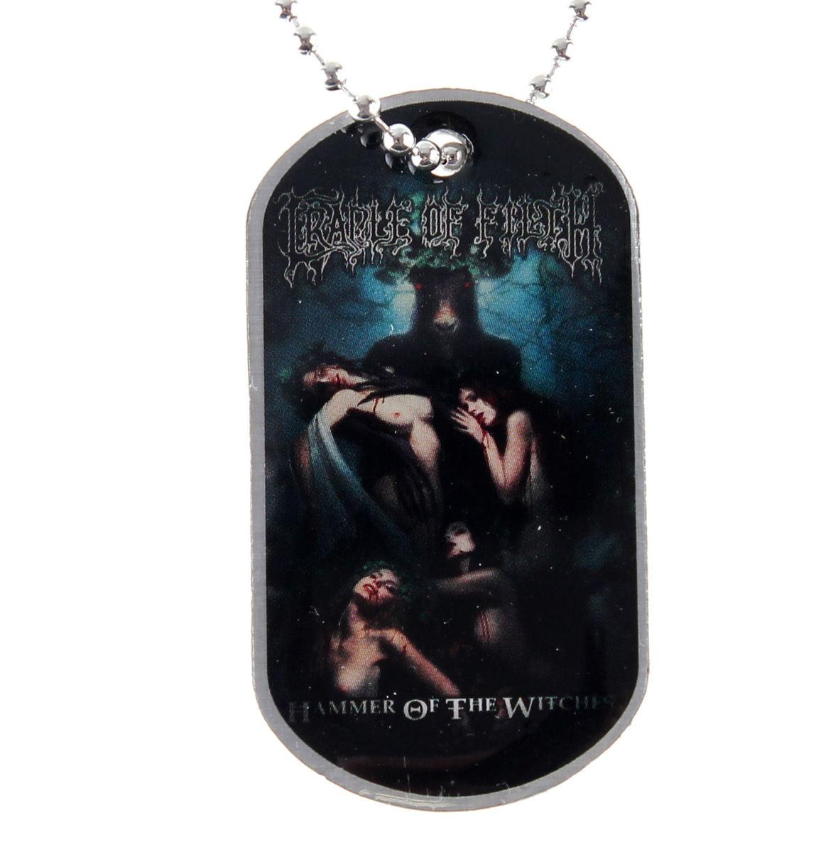 obojek (psí známka) Cradle of Filth