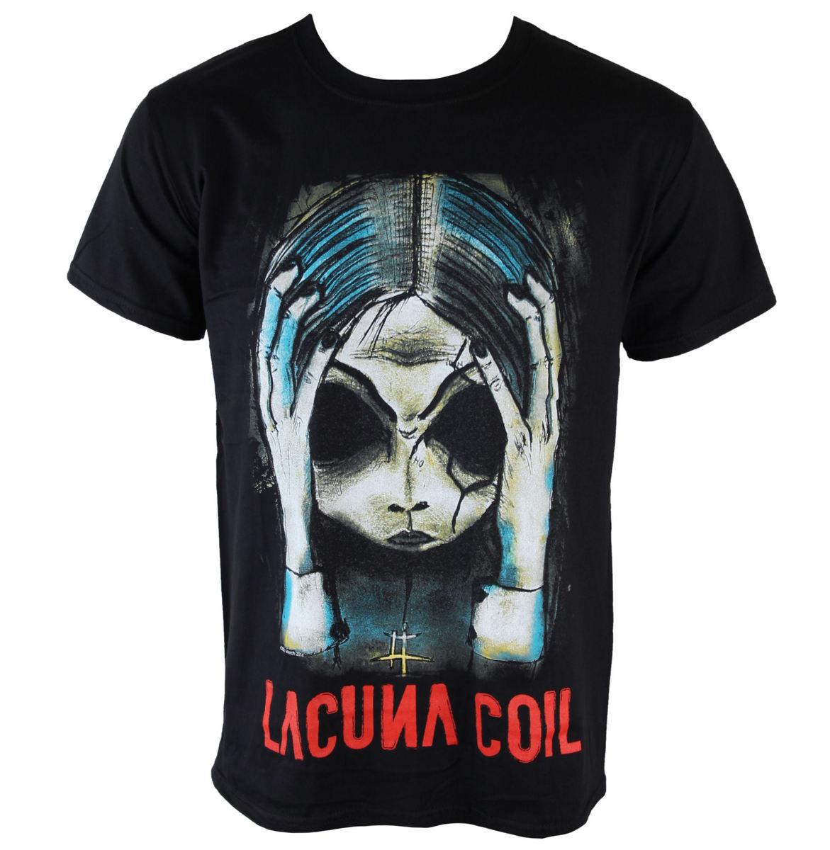 tričko pánské Lacuna Coil - Head - PLASTIC HEAD - PH8886