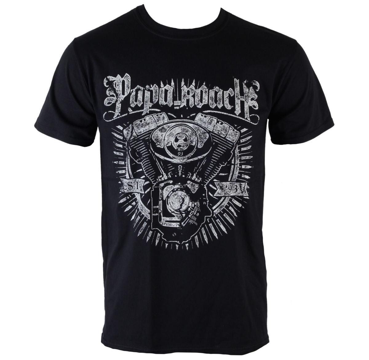 tričko pánské Papa Roach - Motor - PLASTIC HEAD - PH8999