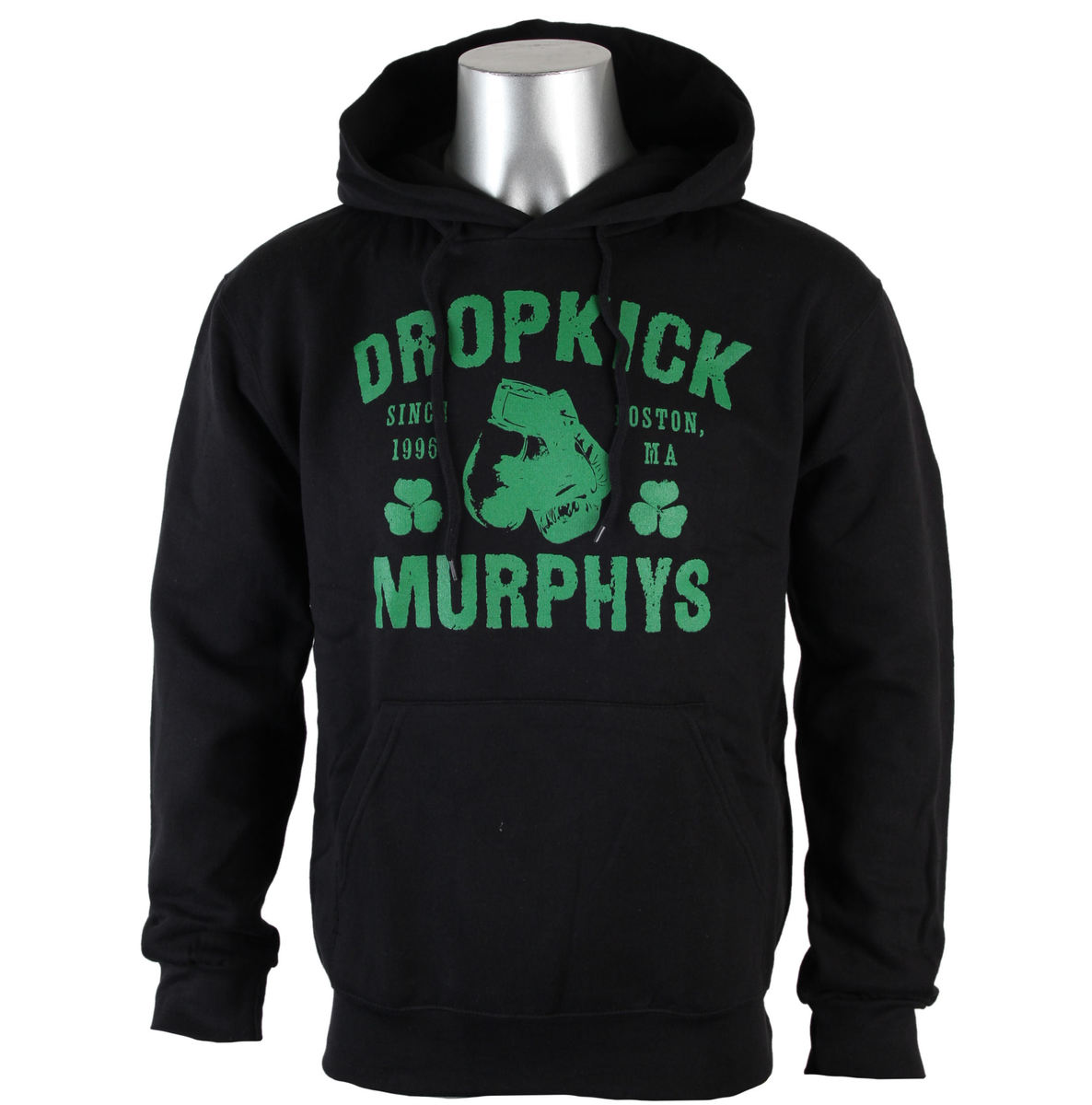 mikina pánská Dropkick Murphys - Boxing Gloves - Black - KINGS ROAD - 69766