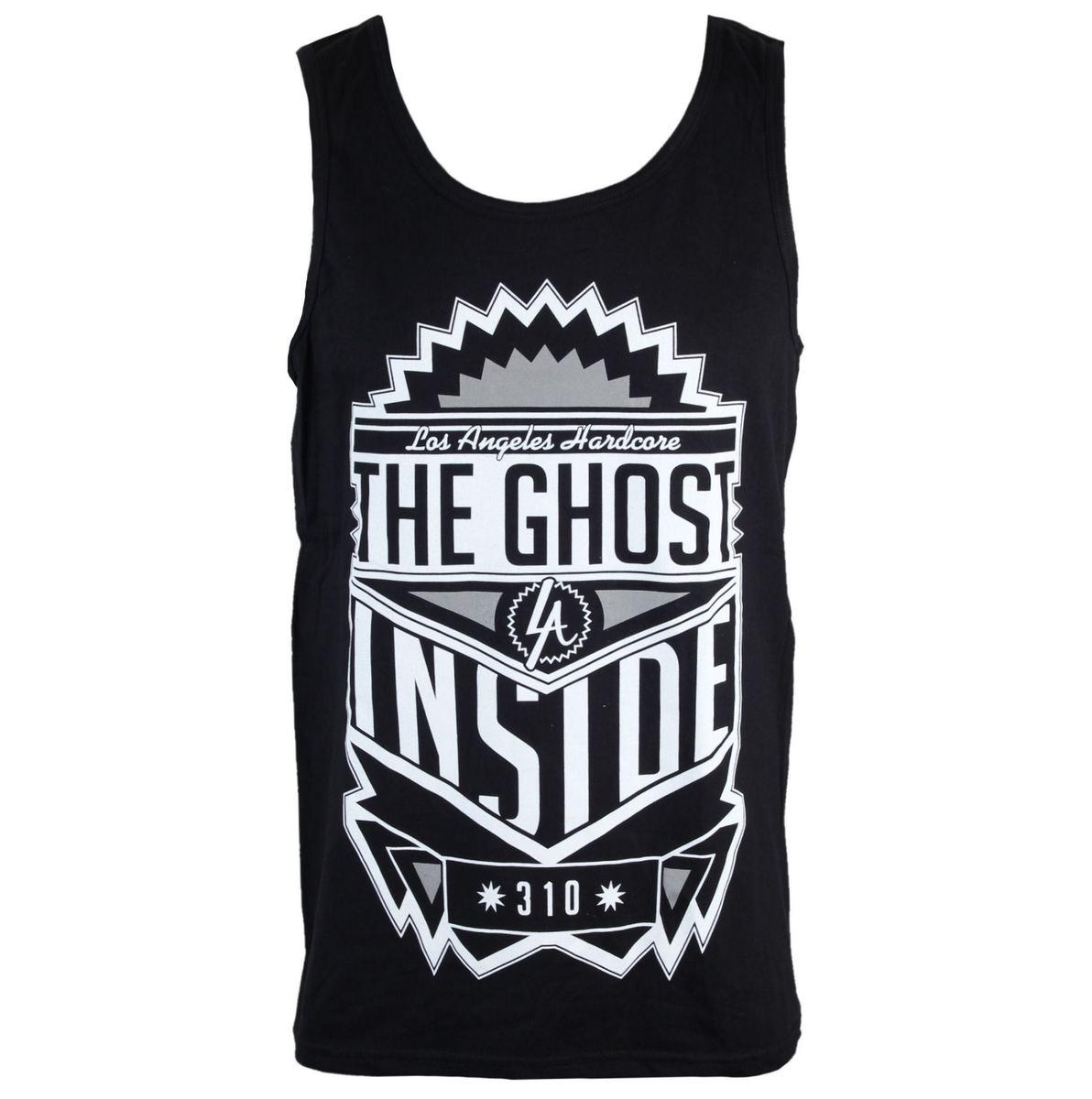 tílko pánské The Ghost Inside - 310 Kings - Black - KINGS ROAD - 50266