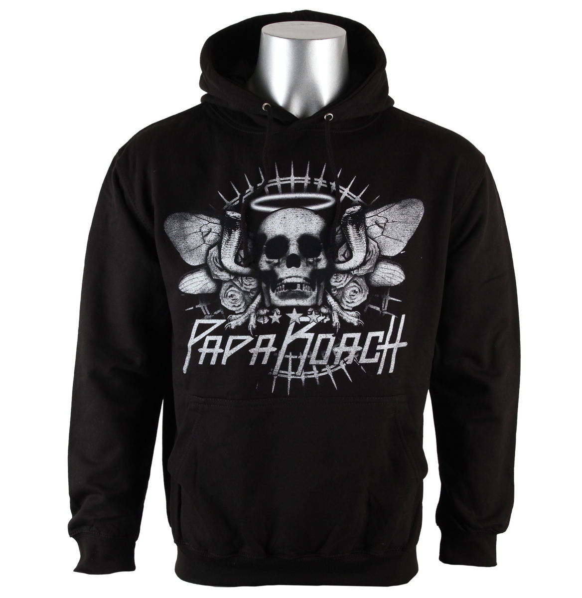 mikina pánská Papa Roach - Cobra Skull - PLASTIC HEAD - PH9002
